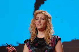 Game designer Jane McGonigal