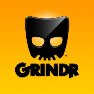 Grindr, a GPS-based app for queer men