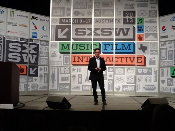 Nate Silver at SXSW