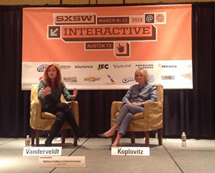 female funding panel at sxsw