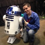 And R2D2!