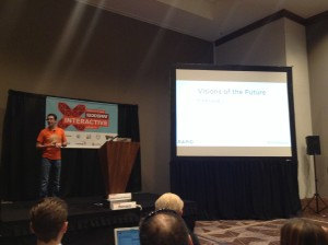 Nicholas Percoco, VP of Strategic Services at Rapid7 at SXSW Interactive 2015