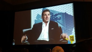 Kevin Plank talks about the early stages of his business.